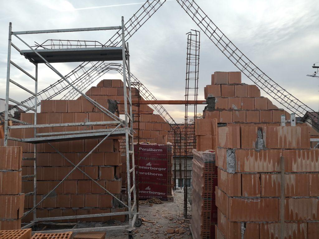 constructii case la rosu in arad
